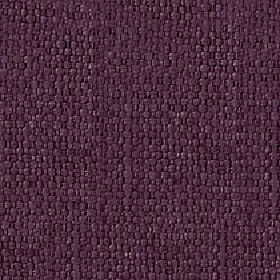 Kiloran - Dusk - Woven fabric made from cotton and linen blend threads in a dark, indulgent shade of purple