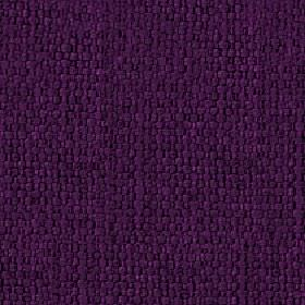 Kiloran - Grape - A very deep, indulgent Royal purple coloured fabric woven with a mixed cotton and linen content