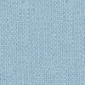 Kiloran - Sky - Fabric woven from a blend of cotton and linen in light, fresh powder blue