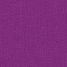 Kiloran - Wild Aster - Vivid violet coloured woven cotton and linen blend fabric