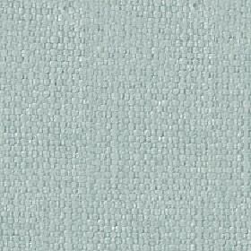 Kiloran - Seaspray - Light icy blue coloured fabric woven from a combination of cotton and linen