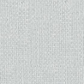 Kiloran - Surf - Fabric woven from a very pale blue-white blend of cotton and linen