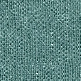Kiloran - Blue Haze - A dusky shade of marine blue making up a woven cotton and linen blend fabric