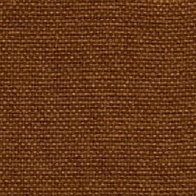 Lana - Glazed Ginger - Warm golden brown coloured fabric woven from 100% polyester