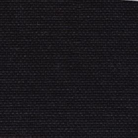 Lana - Jet - Plain slate grey coloured 100% polyester woven into an unpatterned fabric