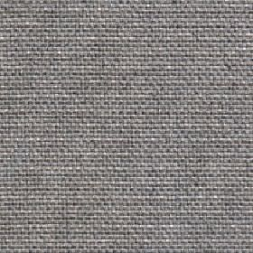 Lana - London Fog - Steel grey and white coloured fabric woven from threads made entirely from polyester