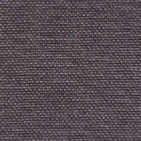 Lana - Mink - A few light grey coloured 100% polyester threads running through dark grey fabric