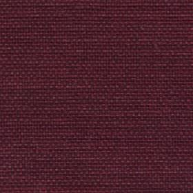Lana - Port - Dark plum coloured 100% polyester fabric