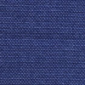 Lana - Sapphire - Classic navy blue coloured fabric woven entirely from polyester
