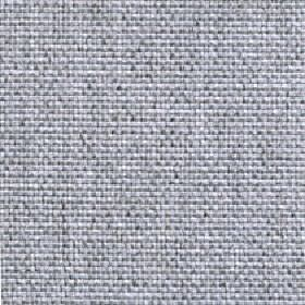 Lana - Silver Cloud - Dark and mid- shades of grey woven with white threads into a 100% polyester fabric