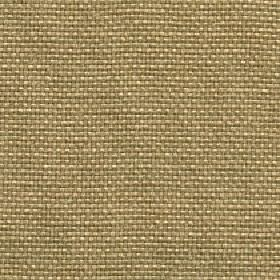 Lana - Tan - 100% polyester fabric woven from khaki and cream coloured threads