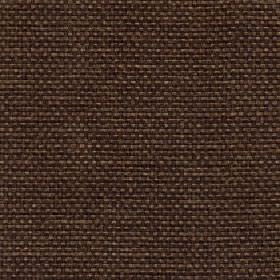 Lana - Teak - 100% polyester fabric woven using threads in similar very dark shades of brown