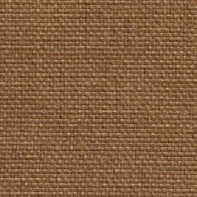 Lana - Toffee - Plain almond brown coloured fabric made entirely from polyester