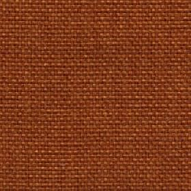 Lana - Topaz - 100% polyester fabric woven in a dark coppery shade of orange