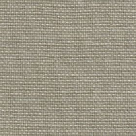 Lana - Warm Sand - Threads made from ash grey and white coloured 100% polyester woven into a plain fabric
