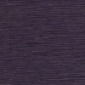 Lena - Grape - Very dark shades of purple, black and grey making up a subtle horizontal streak effect on silk and polyester blend fabric
