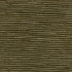 Lena - Avocado - Silk and polyester blend fabric made in forest green with soft, subtle horizontal streaks