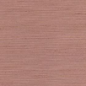 Lena - Pale Blush - Salmon pink coloured fabric blended from a mixture of silk and polyester with a few very subtle horizontal streaks