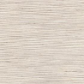 Lena - Silver Birch - Silk and polyester blend fabric made with a soft horizontal streaky design in light beige and off-white colours