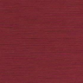 Lena - Tango Red - Cherry and burgundy colours combined to create a very subtly streaky fabric made with a silk and polyester blend