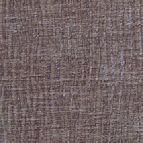 Lexi - Birch - Patchily coloured 100% polyester fabric made in dark brown and pewter colours
