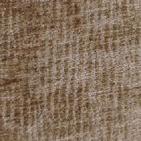 Lexi - Putty - Khaki and cement grey coloured 100% polyester fabric with a random, patchy, uneven vertical line pattern