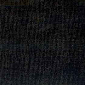 Lexi - Jet - Two very similar shades of black creating a random, uneven vertical line design on 100% polyester fabric