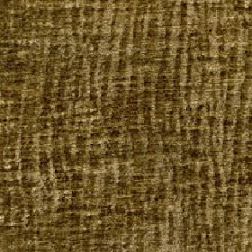 Lexi - Palm - Random, patchy, uneven vertical lines arranged in olive green anddark beige on fabric made entirely from polyester