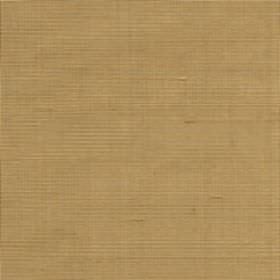 Java - Tan - 100% silk fabric made in a plain, dark shade of wheat