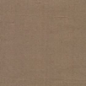 Java - Warm Taupe - Light almond brown coloured 100% silk made into a plain, unpatterned fabric