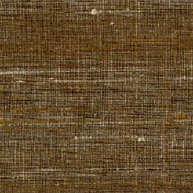 Pacific - Cocoa - Streaky 100% silk fabric woven using threads in earthy grey, cream and olive green shades