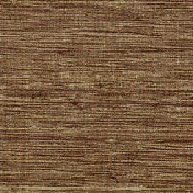 Pacific - Otter - Golden green and warm chocolate brown coloured streaks running across fabric made entirely from silk