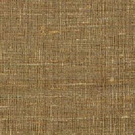 Pacific - Toast - 100% silk fabric covered with a streaky, patchy design in olive green, dark gold and cream shades