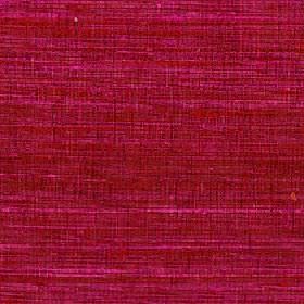 Pacific - Crimson - Shocking pink and bright scarlet coloured 100% silk woven into a slightly patchy, streaky fabric with no other pattern