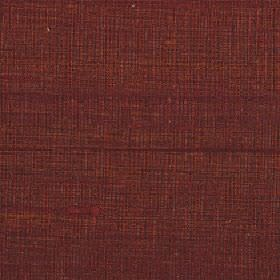 Pacific - Spice - 100% silk fabric woven from a combination of slightly streaky dark red, gold and grey coloured threads