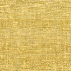 Pacific - Ochre - Honey and light yellow coloured threads woven together into a slightly patchy 100% silk fabric