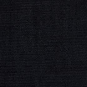 Luxor - Jet - Fabric made from viscose and cotton in an extremely dark shade of blue that almost appears black