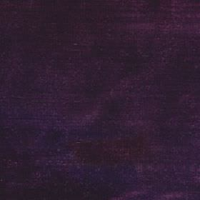 Luxor - Dusk - Viscose and linen blend fabric made with subtle patchy colouring in dark shades of purple and indigo