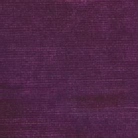 Luxor - Crimson - Bright grape purple coloured fabric made with a 56% viscose and 44% cotton content