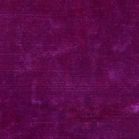 Luxor - Hot Pink - Vivid violet and fuschia shades creating a very bright, patchily coloured effect on fabric blended from viscose & cotton