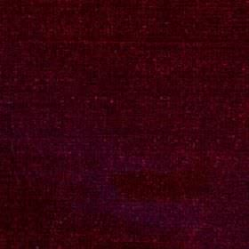 Luxor - Red Rose - Fabric made from viscose and linen with subtle patches of colour in very dark shades of maroon and plum