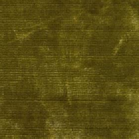 Luxor - Oasis - Light kiwi green coloured patches creating an uneven effect on forest green coloured viscose and cotton blend fabric