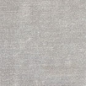 Luxor - Ivory - Fabric made from a blend of viscose and cotton which is covered with a speckled design in white and light grey