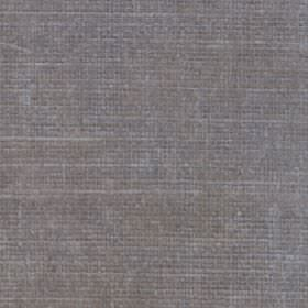 Luxor - Oatmeal - Plain iron grey coloured fabric made from viscose and cotton with a few threads in a paler shade of grey