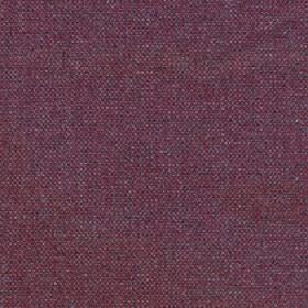 Lindsey - Rosewood - Dark purple and indigo coloured merino wool and nylon blend fabric with a slightly speckled patchy finish