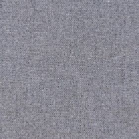Lindsey - Silver Cloud - Fabric woven from merino wool and nylon in mid- and light shades of grey with a slightly speckled finish