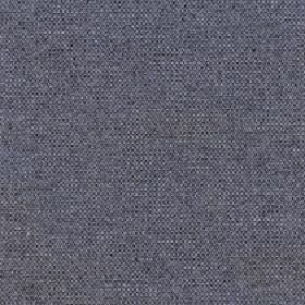 Lindsey - Pewter - Slightly speckled dark blue-grey and light grey coloured fabric made with a mixed merino wool and nylon blend