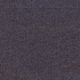 Lindsey - Dark Earth - Dark blue-grey coloured fabric woven from merino wool and nylon with a slightly lighter speckled finish