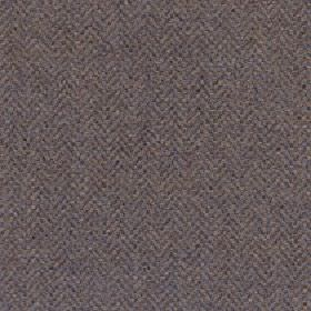 Kentwell - Bracken - Herringbone patterned merino wool and nylon blend fabric, made in dark shades of grey and brown