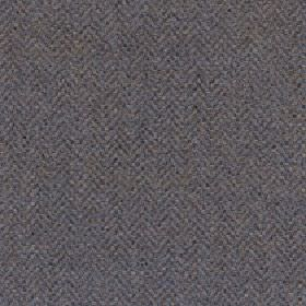 Kentwell - Sage - Merino wool and nylon blended in two similar dark shades of grey to create a fabric with a subtle herringbone pattern